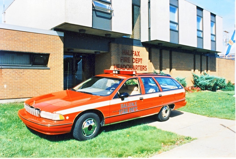 1992 Station wagon