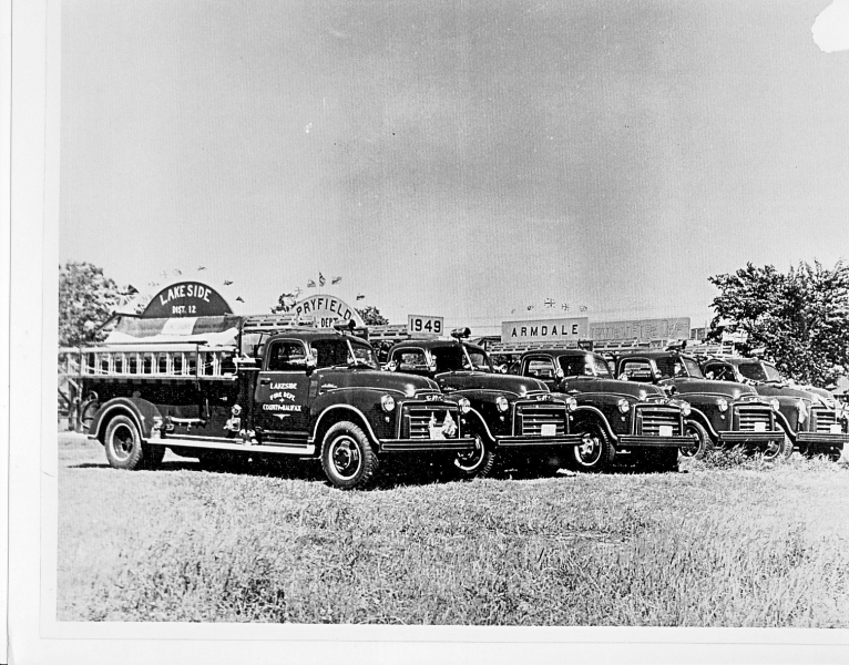 5 - 1949 pumpers for Halifax County