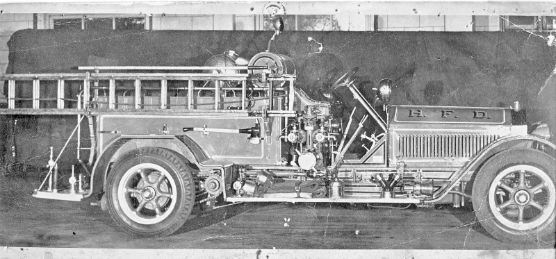 Bickle seagrave engine age unknown
