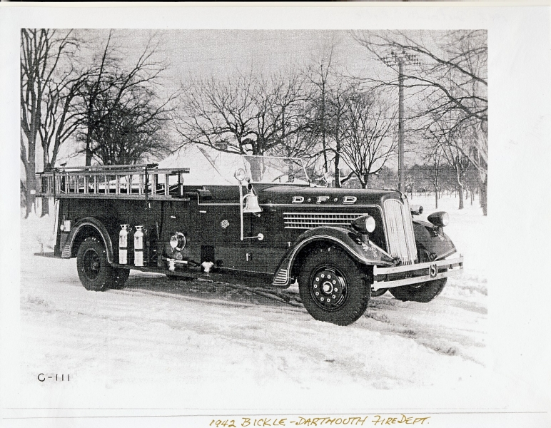 Dartmouth Bickle pumper