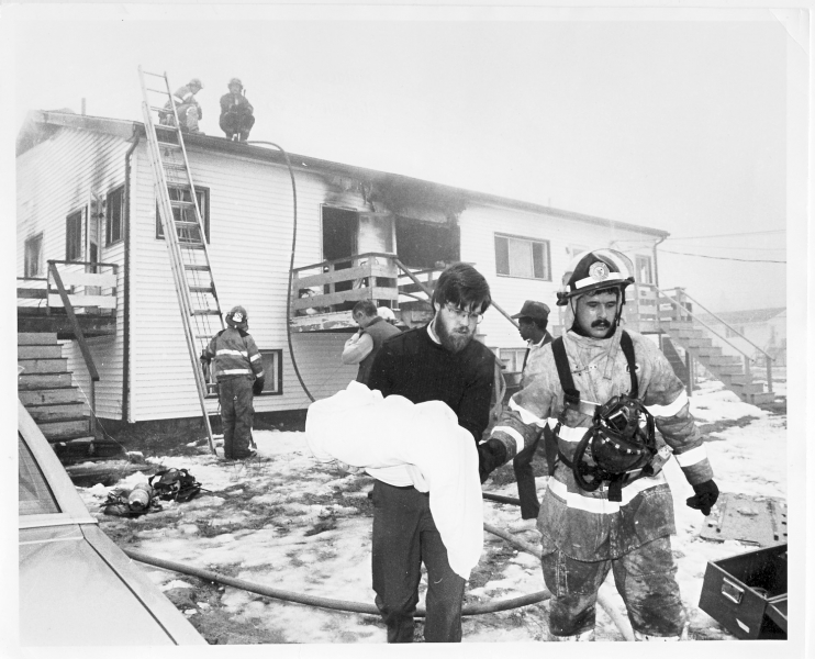 Cole Harbour fire 1987