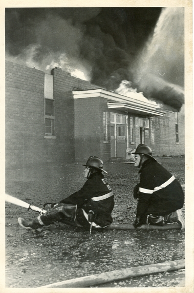 Dartmouth Memorial Rink Fire 03