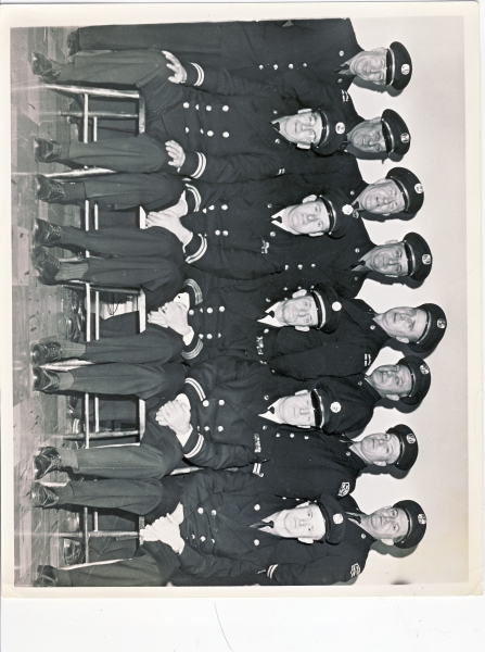 HFD Officers late 1960's