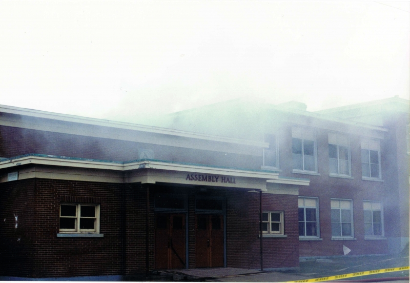 Highland Park School 1