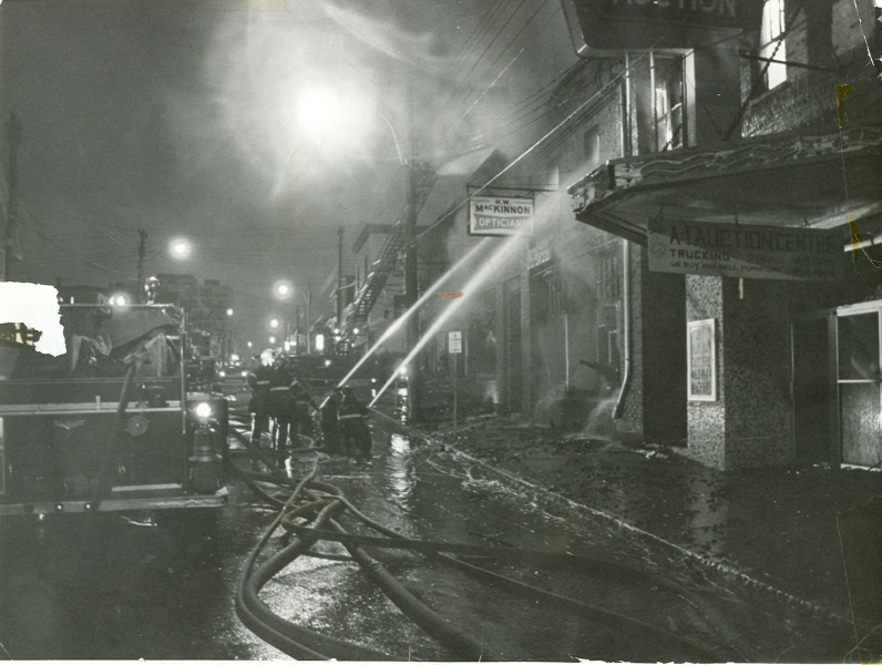 Mayfair Theatre Fire 07